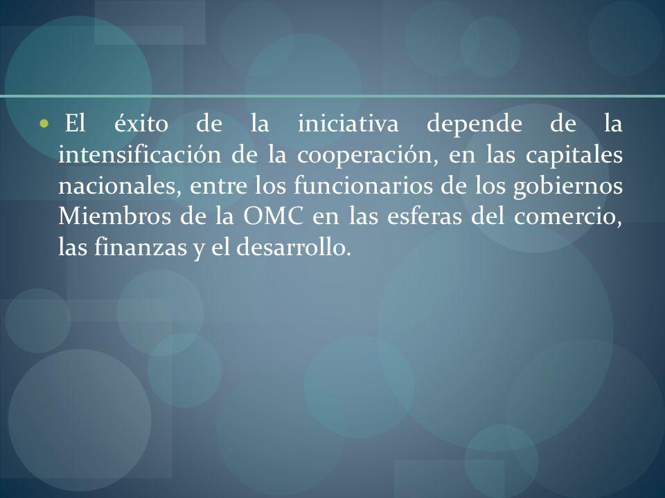 CONFERENCIAS MINISTERIALES