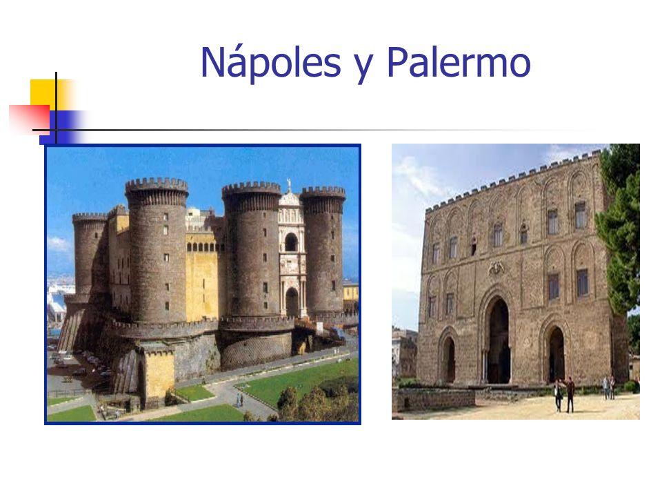 Como se mencionó anteriormente, en 1494, el rey de Francia Carlos VIII alegando derechos dinásticos sobre el Reino de Nápoles y ayudado por Ludovico el Moro (Milán) baja a Italia.