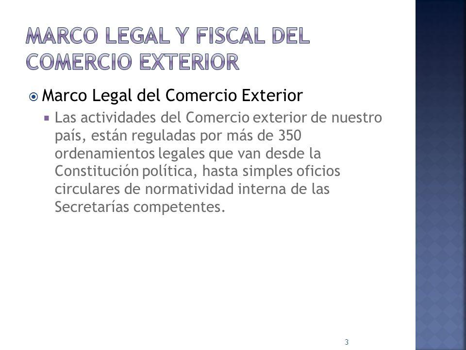 1) Marco Legal y Fiscal del Comercio Exterior 2) Revisión de aspectos corporativos básicos 3) Integración de los expedientes 4) Ejecución de la Audito