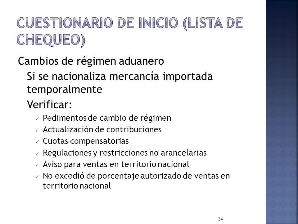 Transferencias recibidas o efectuadas Con constancias De Exportación De Transferencia De Depósito Pedimentos Virtuales Avisos de submanufactura Verifi