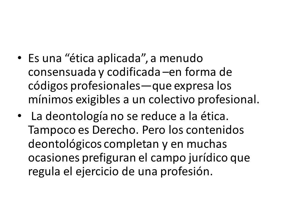 Consensos y acciones autorreguladoras de los periodistas, que recogen las tradiciones profesionales en este sentido y establecen comportamientos deseables en términos de ética profesional Normas reguladoras establecidas en el interior de los medios, como libros de estilo o estatutos de la redacción Código deontológico de los periodistas catalanes: http://www.periodistes.org/documents_codi_de ontologic Código deontológico de los periodistas catalanes
