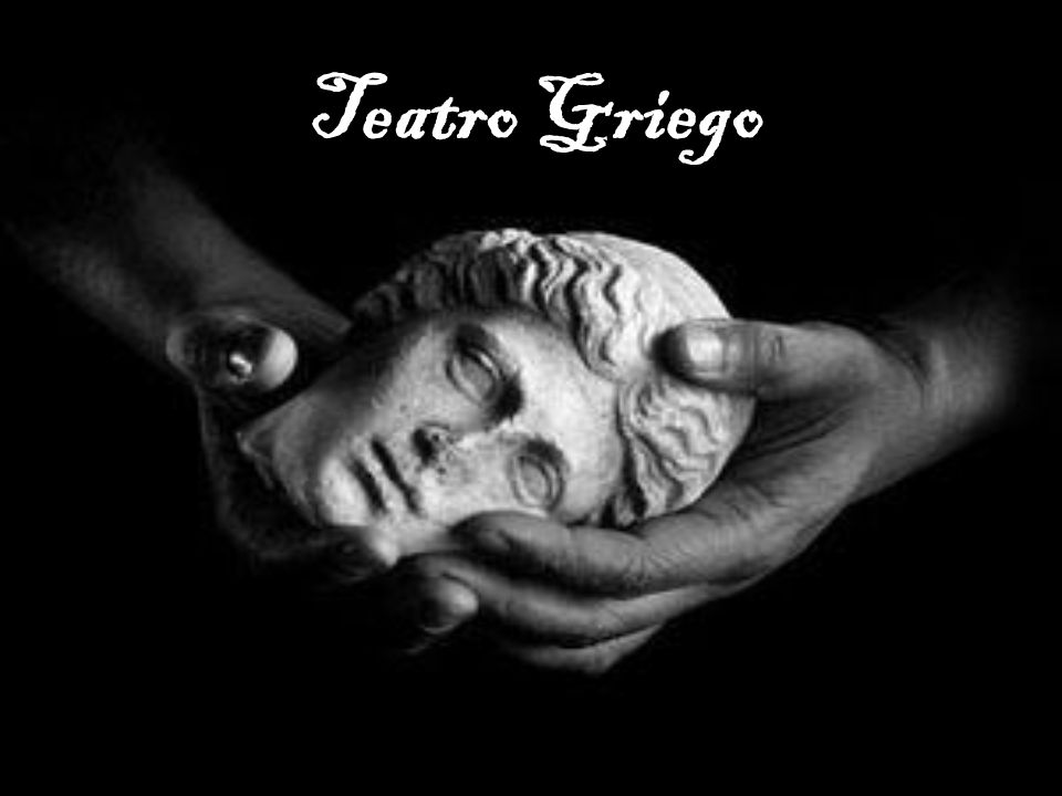 El teatro en la Antigua Grecia Origen y evolución del teatro griego.