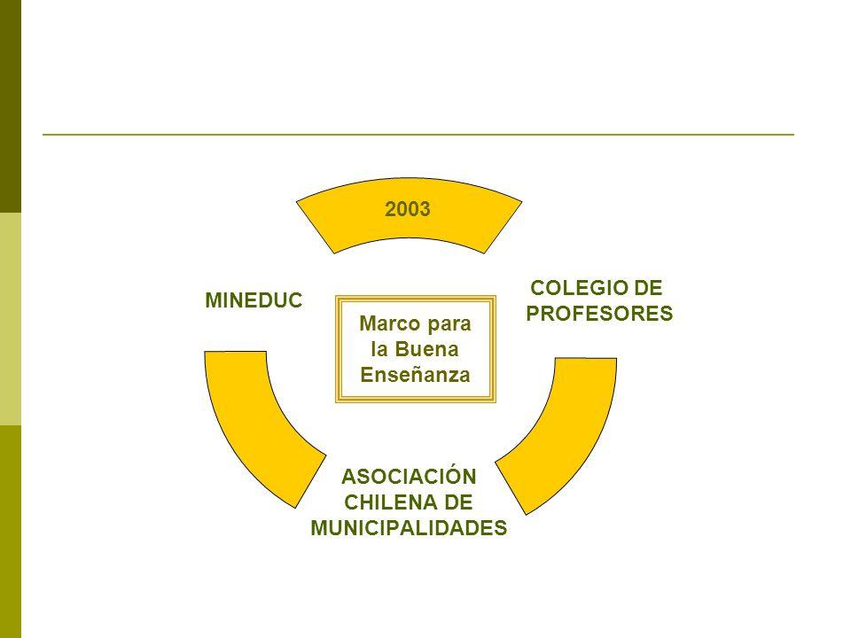 Características generales del sistema La evaluación docente fue concebida para promover la calidad de la educación a través del fortalecimiento de la profesión docente.