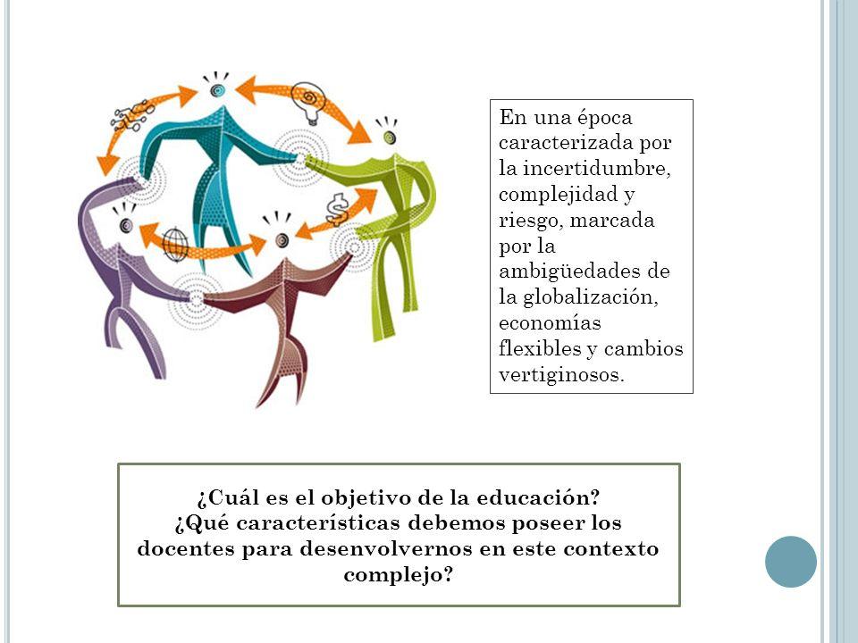 Sociedad del Conocimiento Procesan: - Información - Conocimiento Máximo Aprendizaje Creatividad Invención Desarrollan la capacidad de iniciar y enfrentar el cambio Economía del Conocimiento Riqueza y Prosperidad Inventiva Ingenio Organizaciones
