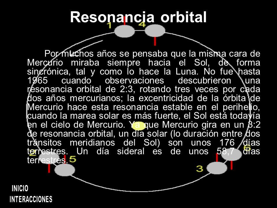 Avance del perihelio El avance del perihelio de Mercurio fue notado en el siglo 19 por la lenta precesión de la órbita del planeta alrededor del Sol,