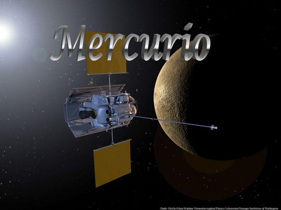 Misiones a Mercurio: MisiónPaísFecha de Lanzamiento Fecha de Regreso TipoCaracterísticas Mariner 10 EEUU3 de noviembre de 1973 29 de marzo de 1974 Sobrevuelo10 000 imágenes, cubriendo 57% del planeta.