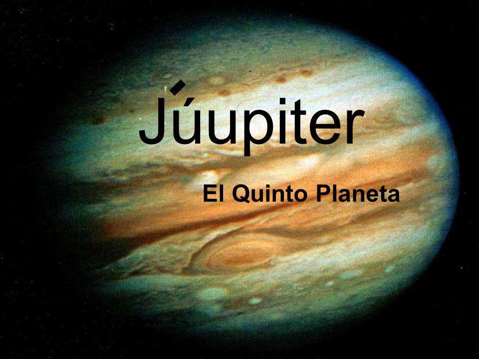 Satélites Principales Nombre Diámetro (Km.) Masa (Kg.) Radio orbital medio radio (Km.) Período orbital Io3.643,2 8,94×10 2 2 421.600 1,769138 días Europa3.1224,8×10 22 671.100 3,551181 días Ganímedes5.262 1,48×10 2 3 1.070.400 7,154553 días Calisto4.821 1,08×10 2 3 1.882.700 16,68902 días Tabla de contenidos