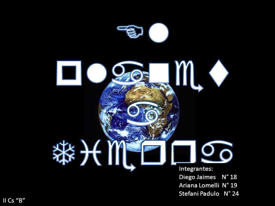 Muy bien, pero también se producen interacciones entre sus componentes, en consecuencia, entre la Tierra y su ámbito se producen, interacciones electromagnéticas y nucleares, las cuales contribuyen a mantener el orden.