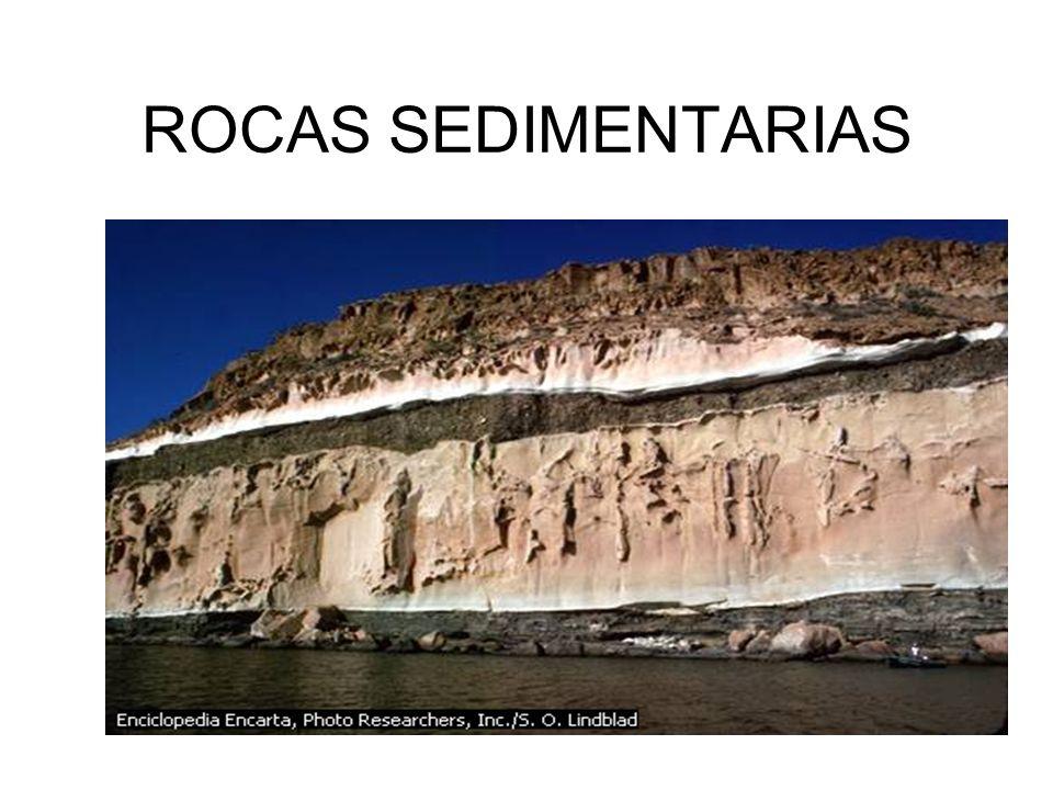 Todas las rocas tienen el mismo origen: EL MAGMA. MAGMA ÍGNEA METAMÓRFICA ÍGNEA METAMÓRFICA R. SEDIMENTARIA R. SEDIMENTARIA FUSIÓN SOLIDIF. FUSIÓN MET