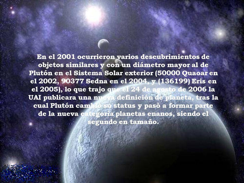Su reducido tamaño, así como su órbita tan alejada del plano orbital del resto de los planetas, han llevado a que muchos científicos no se refieran a
