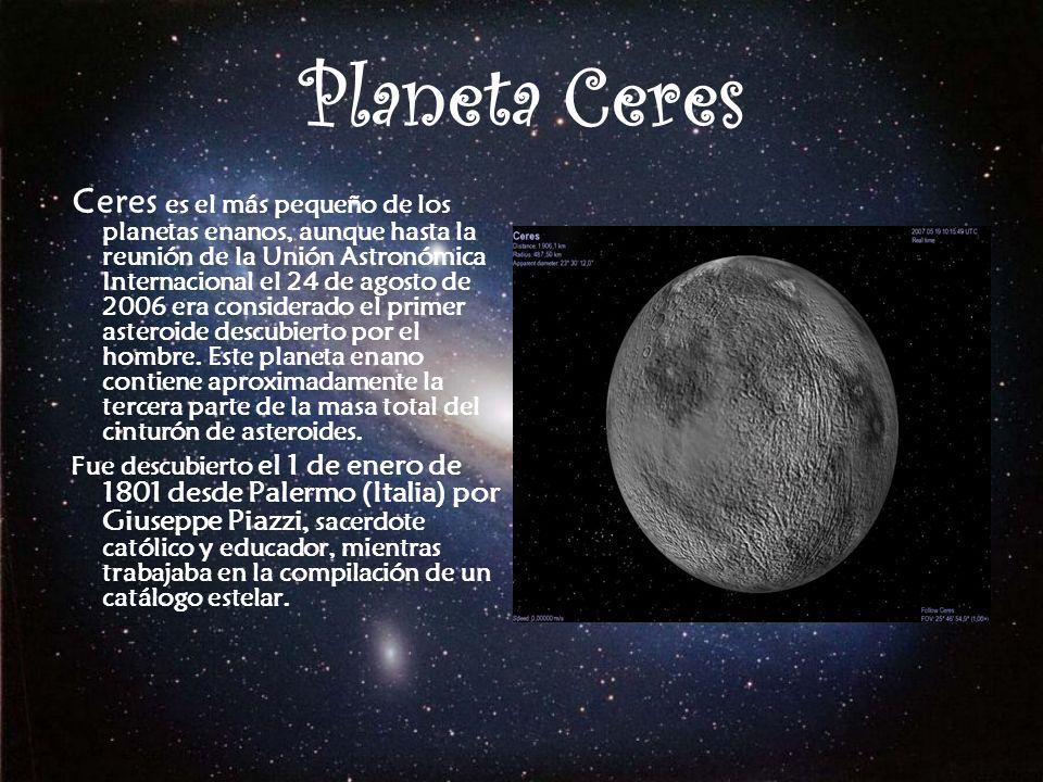 Trayectoria y Cronología La misión Dawn, todavía en fase de desarrollo, inició el 27 de septiembre de 2007, y está previsto que Dawn explore Vesta entre 2012 y 2013, y Ceres en 2015.