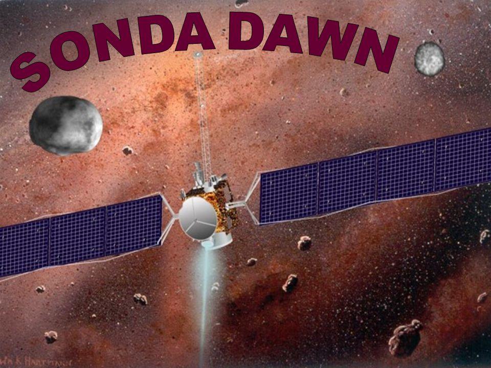 En los primeros tiempos del Sistema Solar, Vesta estaba lo suficientemente caliente como para que su interior se fundiese.