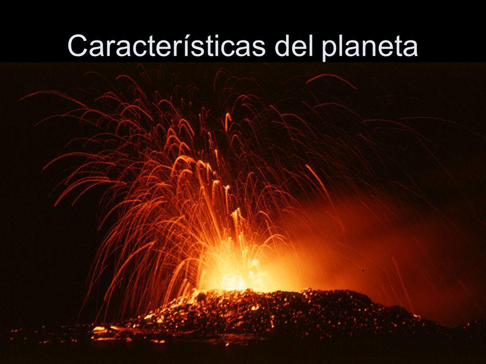Características del planeta
