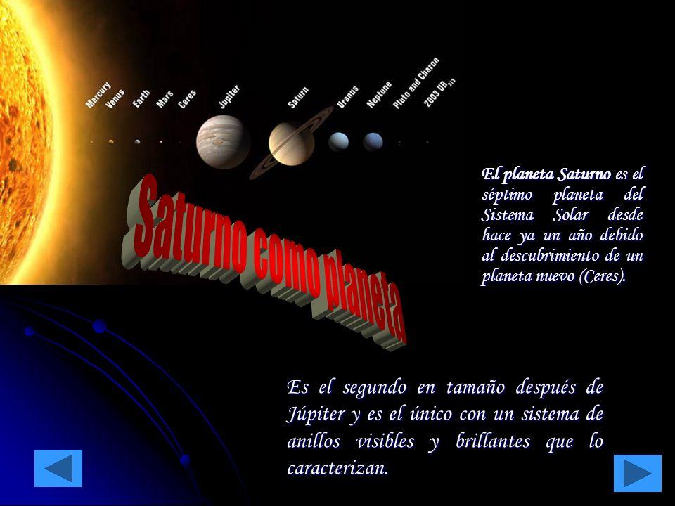 Saturno funciona como un sistema, perteneciendo al suprasistema del Sistema Solar, y asimismo se divide en subsistemas, que serían sus satélites y anillos.