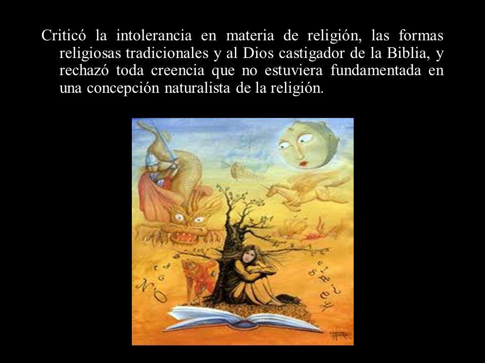 Los ilustrados exaltaron la capacidad de la razón para descubrir las leyes naturales y la tomaron como guía en sus análisis e investigaciones científi