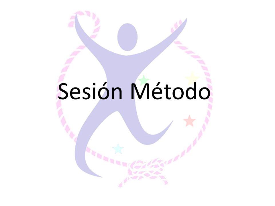 Sesión Método