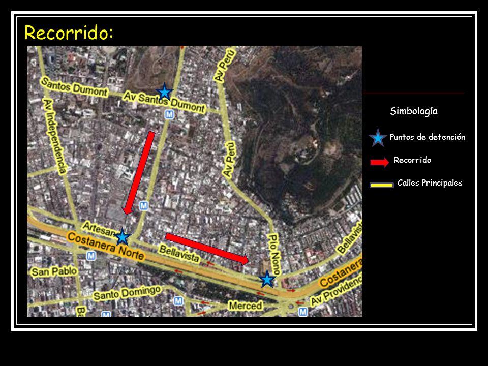 1ª ParadaCerro Blanco Se congregarán los grupos a las 11: 00 hrs, en la Plaza que se encuentra en el costado del cerro (Santos Dumont), en la cual se iniciarán las actividades, dando la bienvenida y las indicaciones del evento.