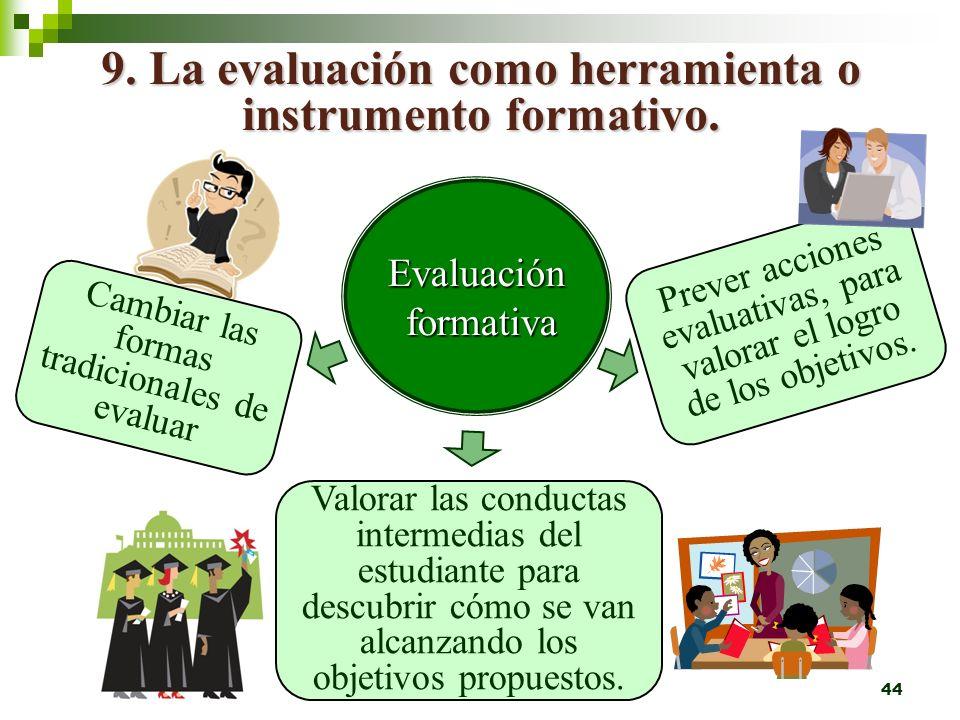 43 8. Contextualización curricular Es una Herramienta fundamental para dar pertinencia, significancia y arraigo a las actividades educativas. Requiere