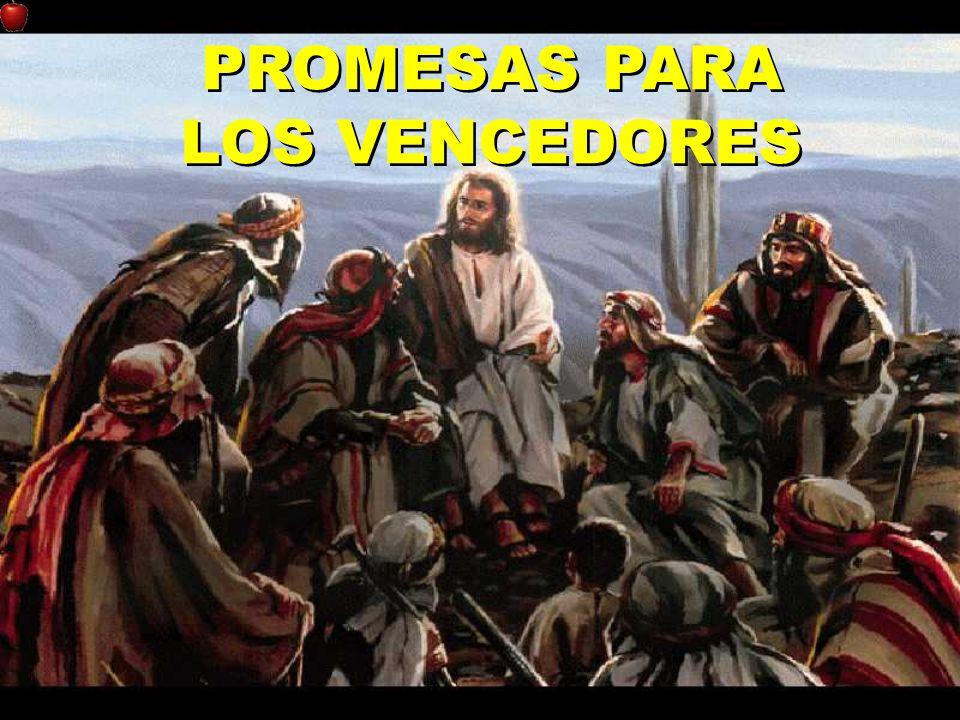 PROMESAS PARA LOS VENCEDORES