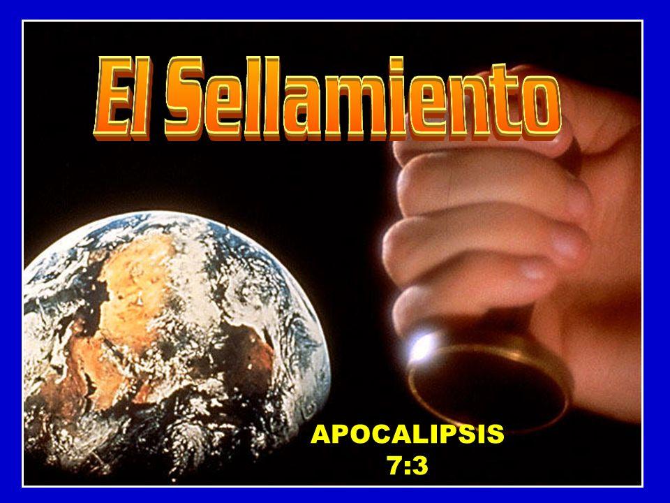APOCALIPSIS 7:3 APOCALIPSIS 7:3