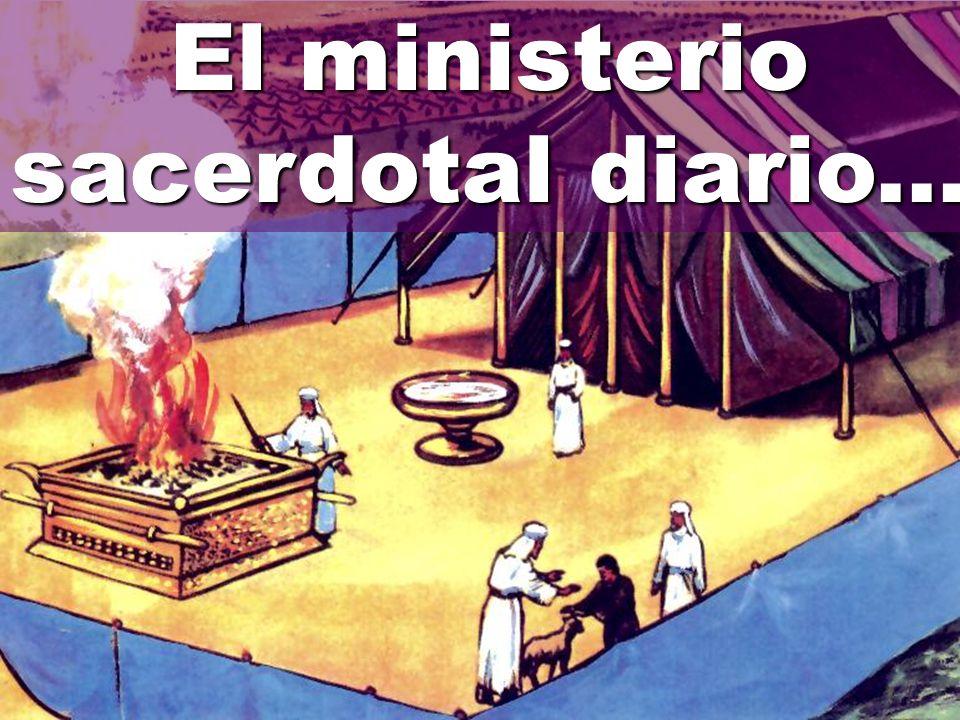 El ministerio sacerdotal diario...