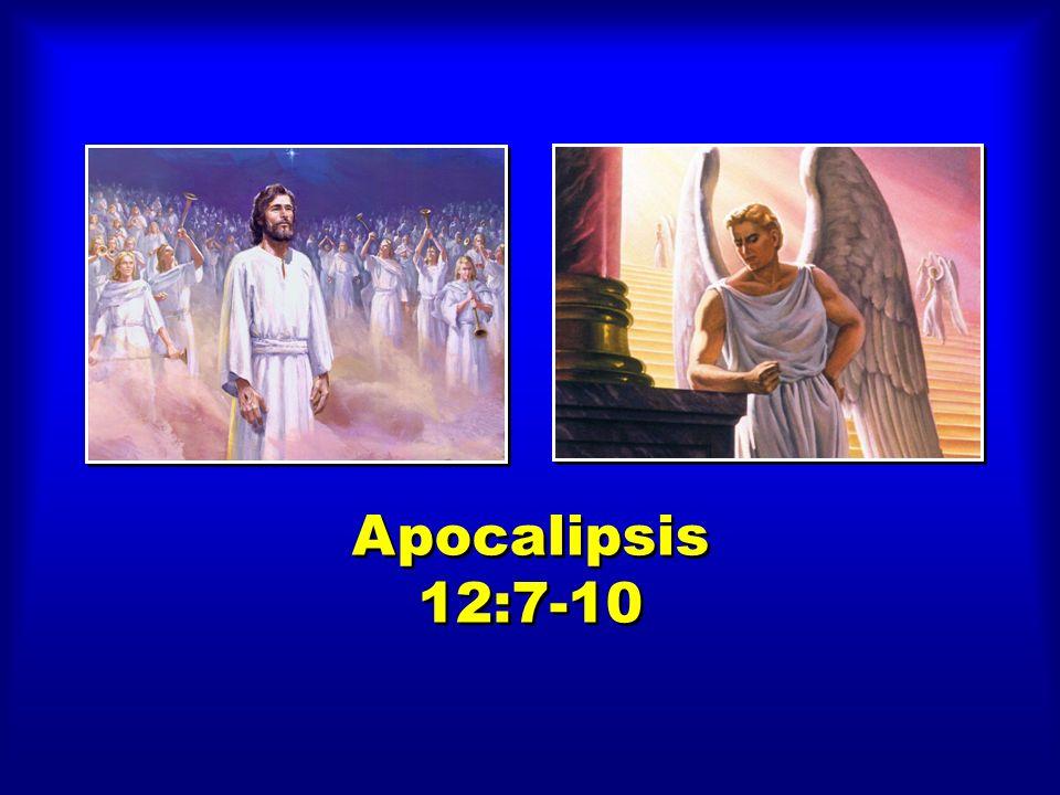 Apocalipsis 12:7-10