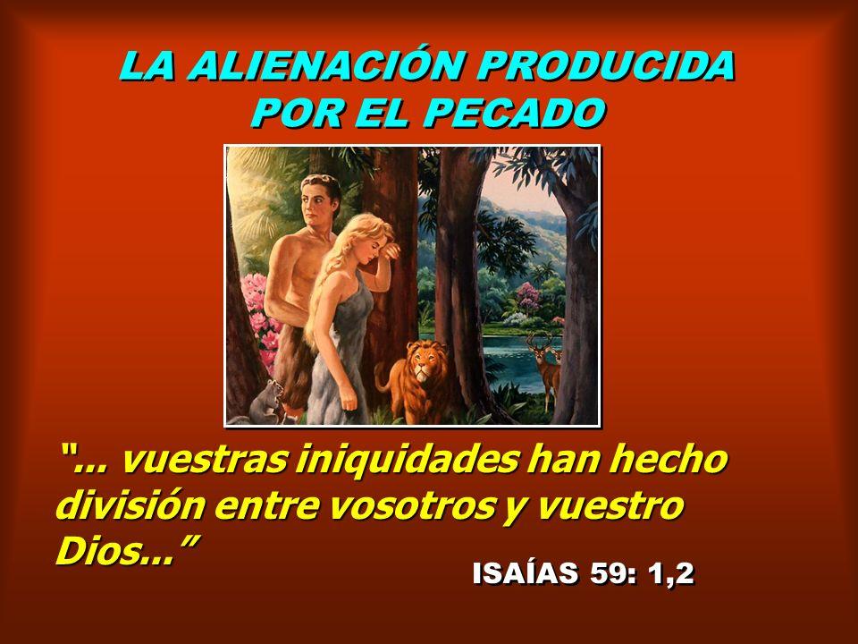 1. EL HOMBRE EN RELACIÓN A DIOS 1. EL HOMBRE EN RELACIÓN A DIOS - Rebelde por causa del pecado - Rebelde por causa del pecado - Dios busca al hombre: