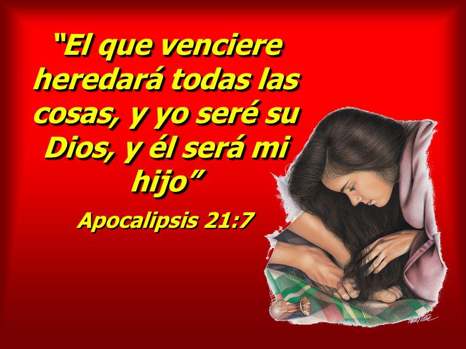 Ellos lo han vencido por la sangre del Cordero. Apocalipsis 12:11 Ellos lo han vencido por la sangre del Cordero. Apocalipsis 12:11
