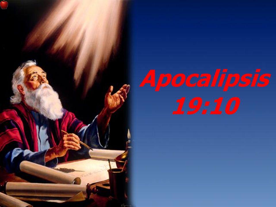 Apocalipsis 19:10
