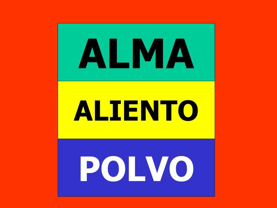 POLVO ALIENTO ALMA