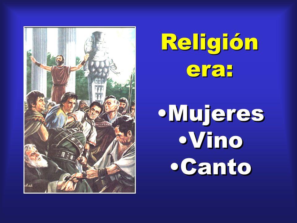 Mujeres Vino Canto Mujeres Vino Canto Religión era: