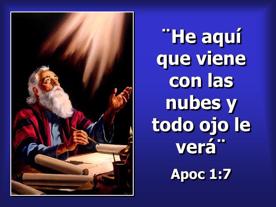 ¿En qué beneficia al hombre la 2da.venida de Cristo.