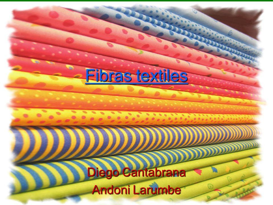 Fibras textiles Diego Cantabrana Andoni Larumbe