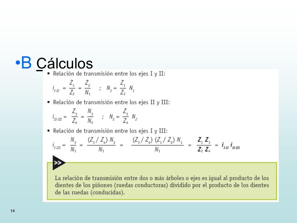 14 B Cálculos