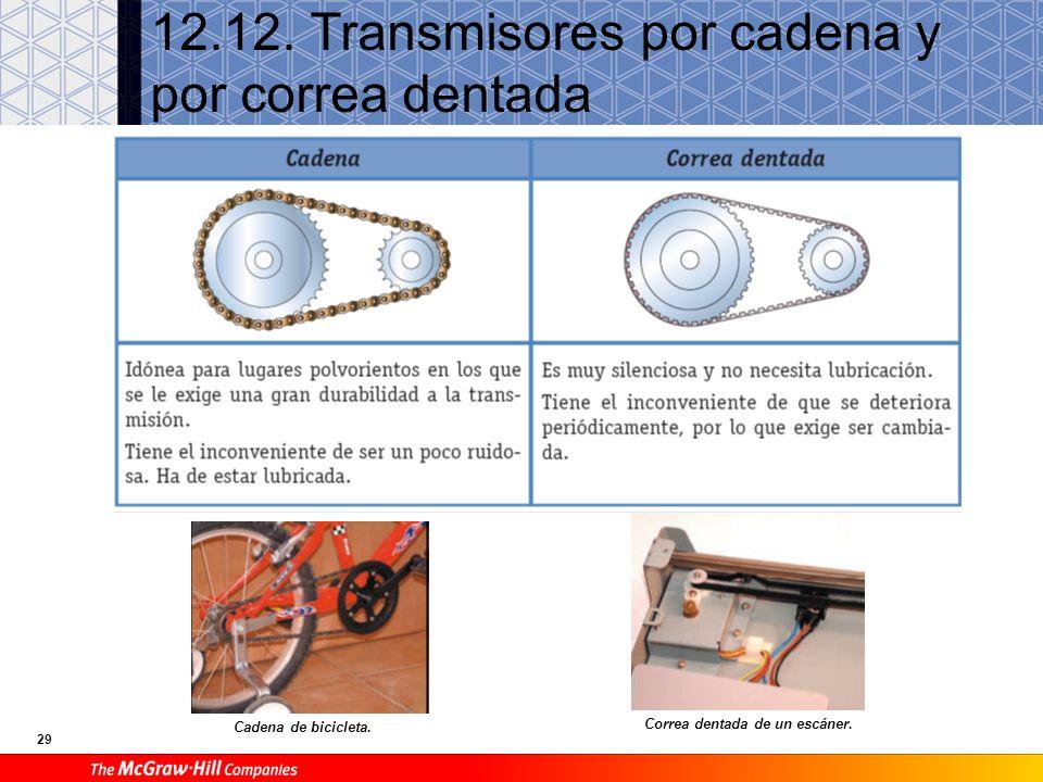 28 12.11. Combinación de cuerdas, alambres y articulaciones Freno de bicicleta.