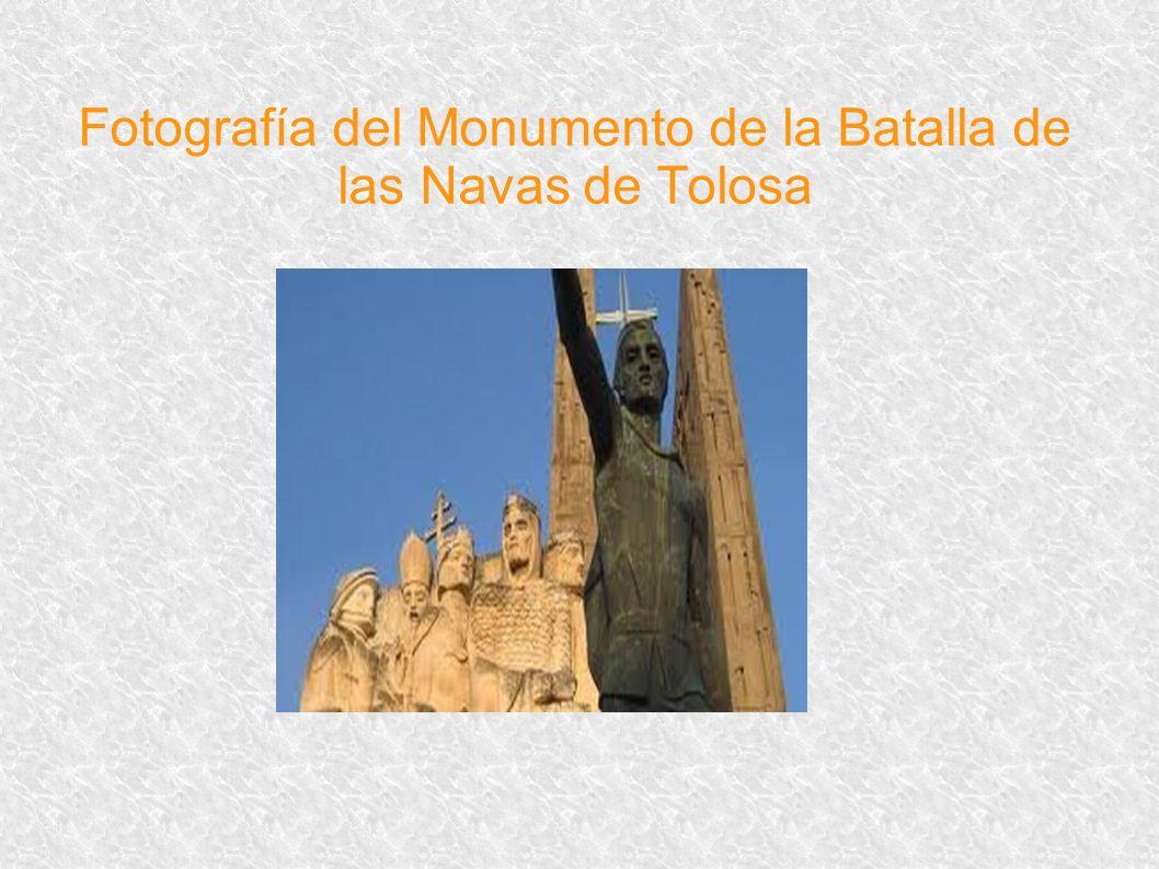 Fotografía de la Batalla de las Navas de Tolosa