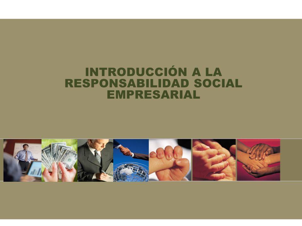 4.Importancia de la RSE: Exigencias de los mercados Según The Millennium Poll on Corporate Social Responsibility, encuesta realizada en 23 países en 6 continentes a un total de 25000 ciudadanos, en mayo de 1999, conducida por Environics International LTd.