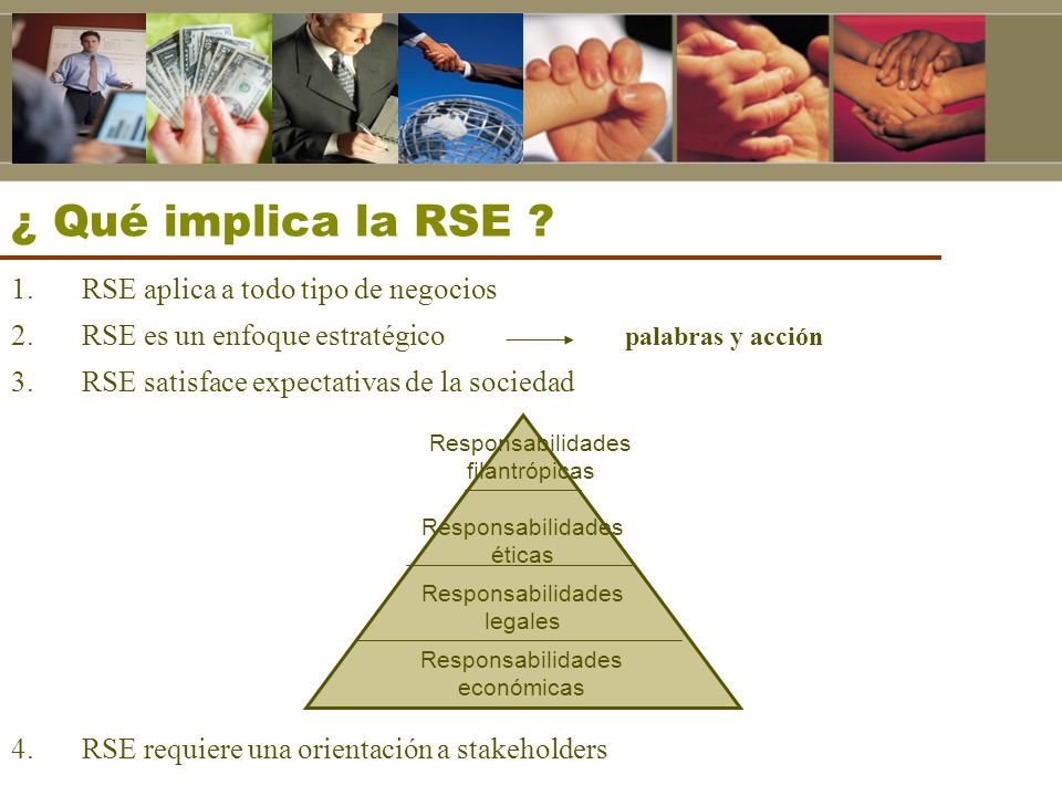 Creciente número de estándares y guías de responsabilidad social –Pacto Mundial http://www.confiep.org.pe/pactomundial/ –Metas del Milenio http://www.un.org/millenniumgoals/ –SA8000 http://www.sa-intl.org –Fair Trade http:// www.fairtrade.net/ –WRAP http://www.wrapapparel.org/ –Ethical Trading Initiative http://www.ethicaltrade.org/ –Futura ISO 26000 ???.