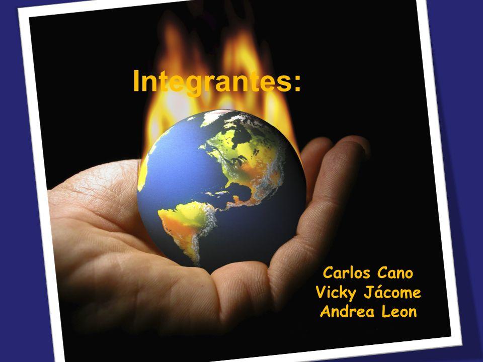 Integrantes: - Carlos Cano Vicky Jácome Andrea Leon -