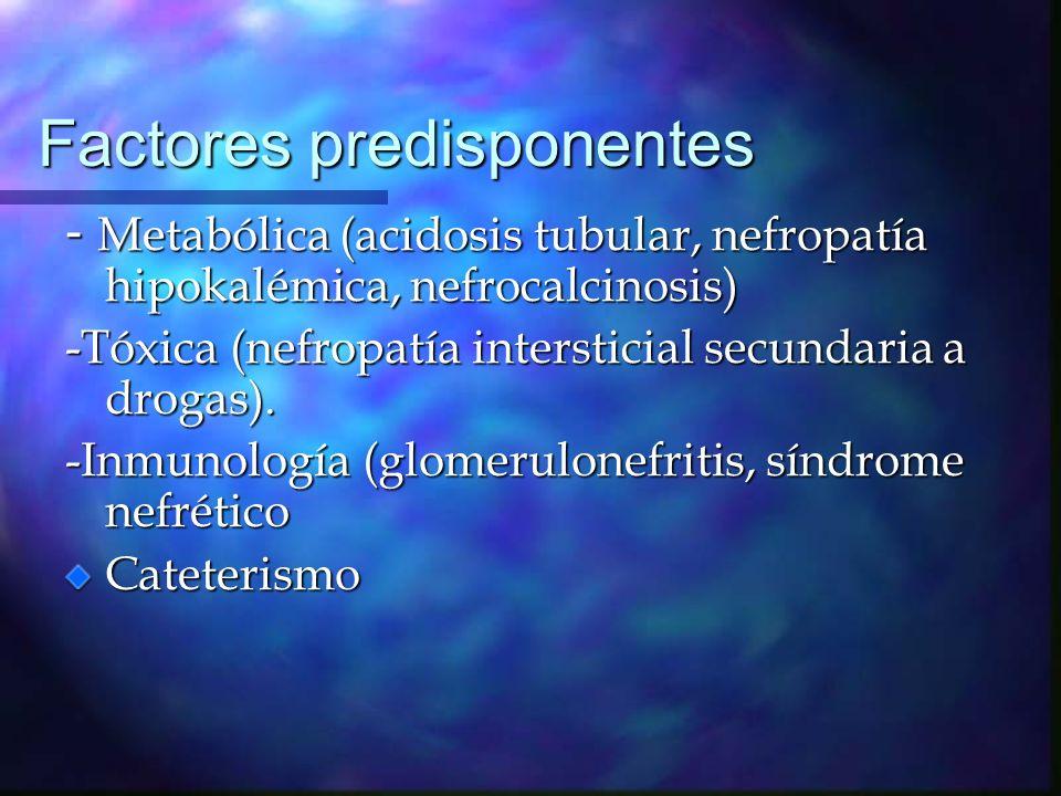 b ) Extrarrenal I.