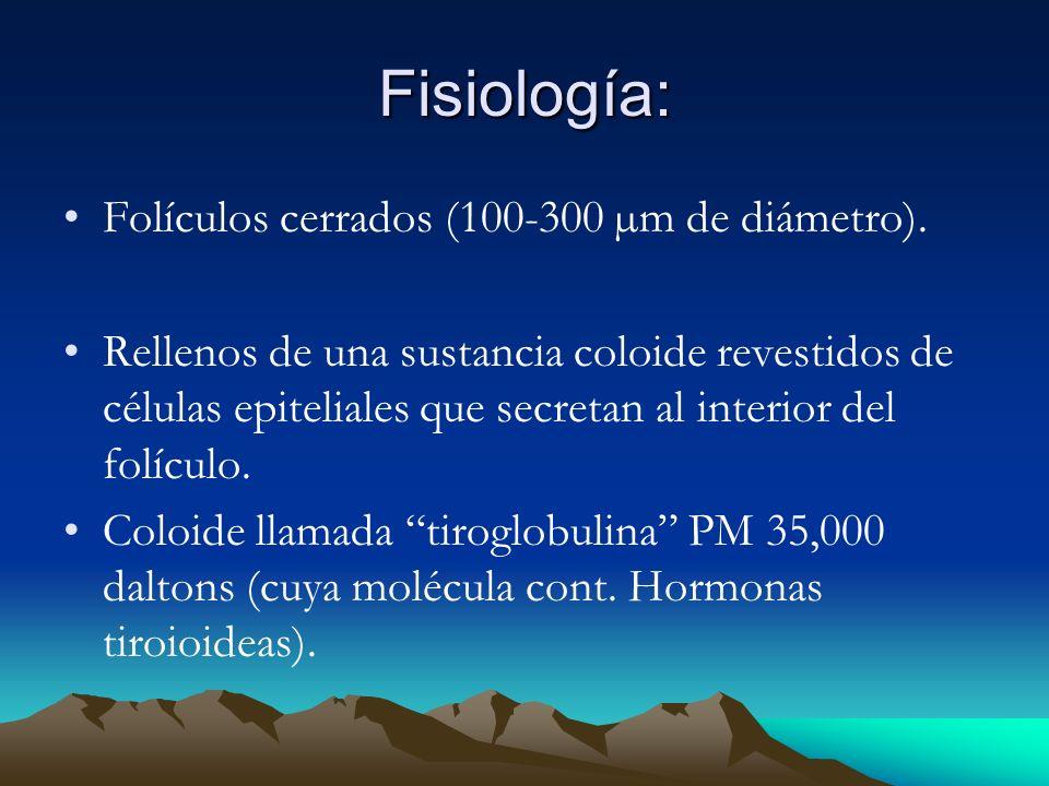 Bocio Difuso no Toxico: Distribución endémica como esporádica.