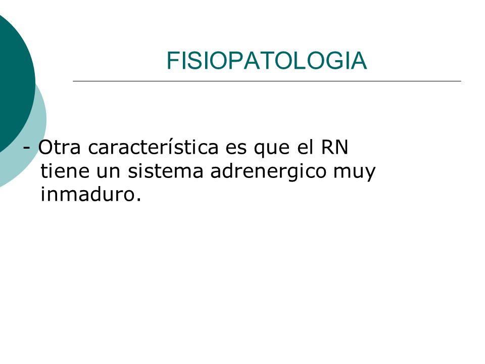 FISIOPATOLOGIA MECANISMOS DE ADAPTACION: - Dilatación ventricular - Hipertrofia ventricular - Mecanismos adrenergicos - Transporte de O2 alterado con el desplazamiento de la curva de disociación de Hb a la derecha.