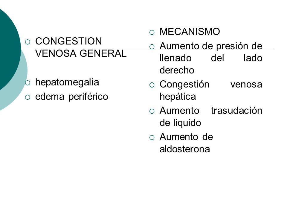 TRANSTORNOS DEL GASTO CARDIACO disminución de la actividad precordial disminución de pulsaciones arteriales disminución de rellenado capilar carga de volumen ruidos de galope aumento actividad precordial MECANISMO Disminución del estado inotropico disminución función inotropica disminución perfusion general Dilatación de cavidades Aumento llenado ventricular Estado inotropico reservado