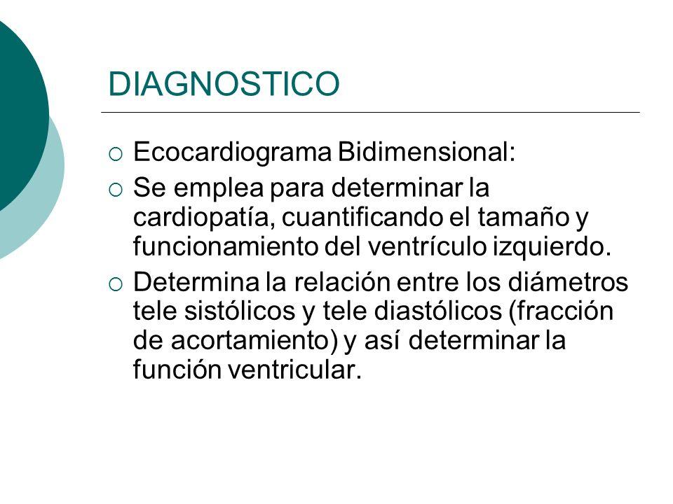 TRATAMIENTO Tiene tres finalidades: 1.Mejorar la eficiencia del miocardio 2.