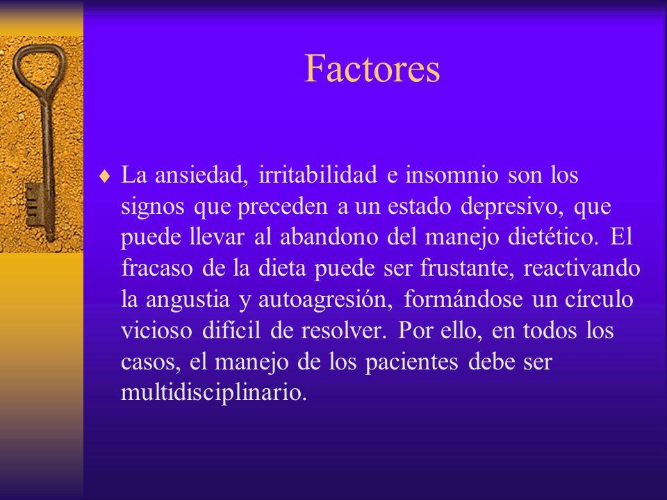 Factores 6.Ejercicio físico.