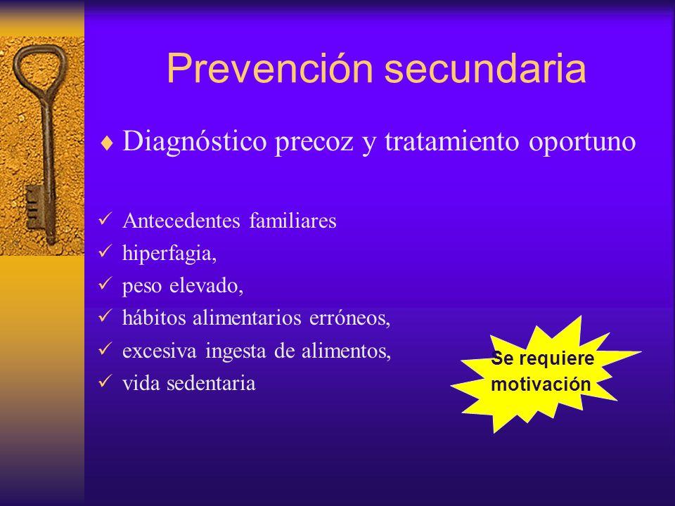 Prevención terciaria Rehabilitación. Especial atención al comportamiento psíquico.