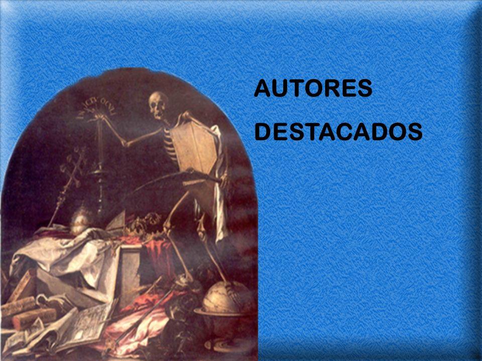AUTORES DESTACADOS