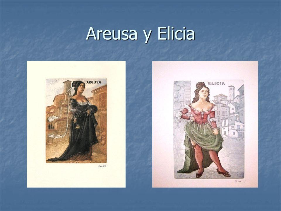 Areusa y Elicia