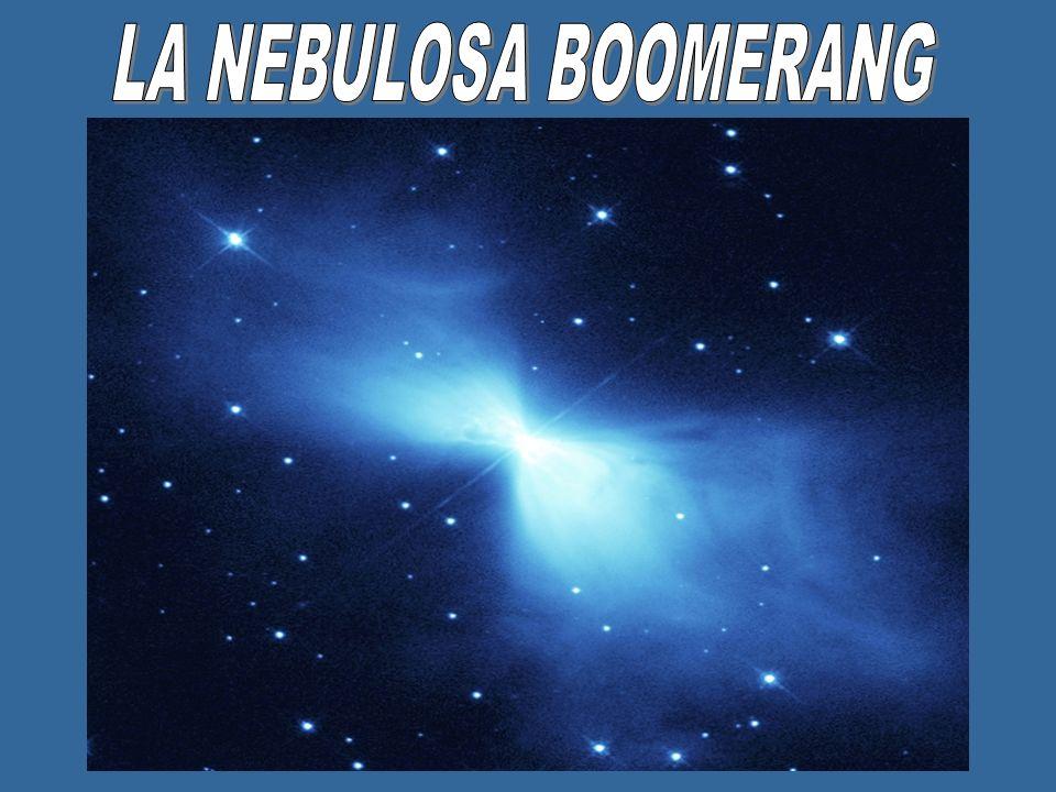 Es una protonebulosa planetaria en la constelación de Centaurus que en encuentra a unos 5000 años luz de distancia de la Tierra.