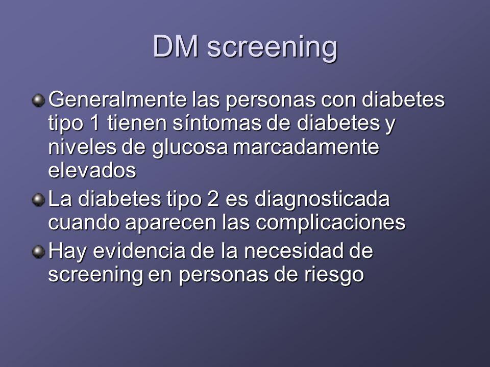 Prevención secundaria Detección precoz de la enfermedad Tratamiento en los primeros estadios